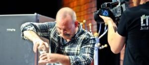 Im Fokus - Horst Lichter auf der Bühne