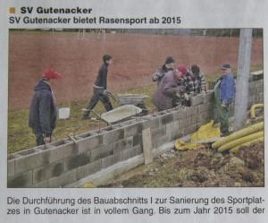 Rasenplatz - I - VG-Infoblatt v. 27.02.2014